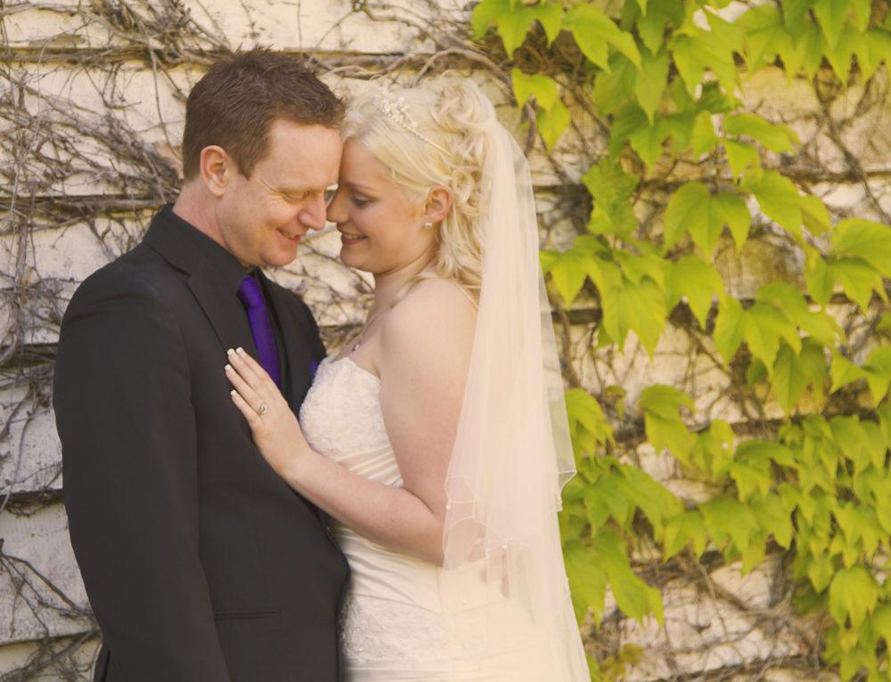 Glen and Toni's wedding photography Palmerston North
